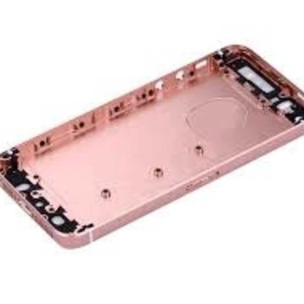 Apple BACK HOUSING POUR IPHONE SE PINK ROSE