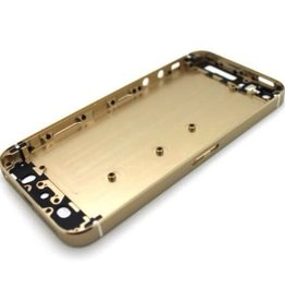 Apple BACK HOUSING POUR IPHONE SE OR GOLD