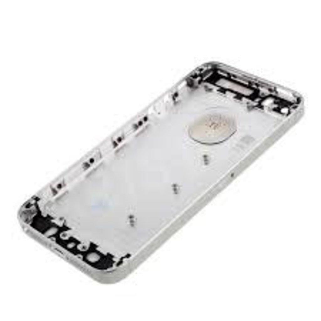 Apple BACK HOUSING POUR IPHONE SE ARGENT SILVER