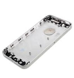 Apple BACK HOUSING POUR IPHONE SE ARGENT SILVER