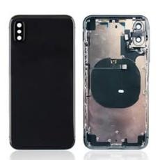 Apple BACK HOUSING POUR IPHONE X NOIR BLACK