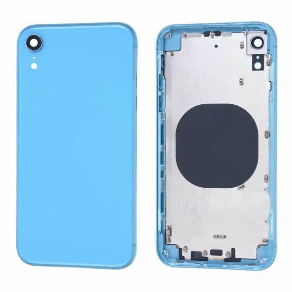Apple BACK HOUSING POUR IPHONE XR BLEU BLUE
