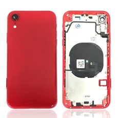 Apple BACK HOUSING POUR IPHONE XR ROUGE RED