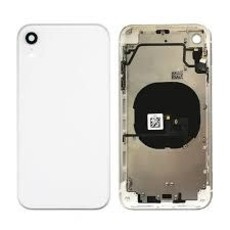 Apple BACK HOUSING POUR IPHONE XR BLANC WHITE