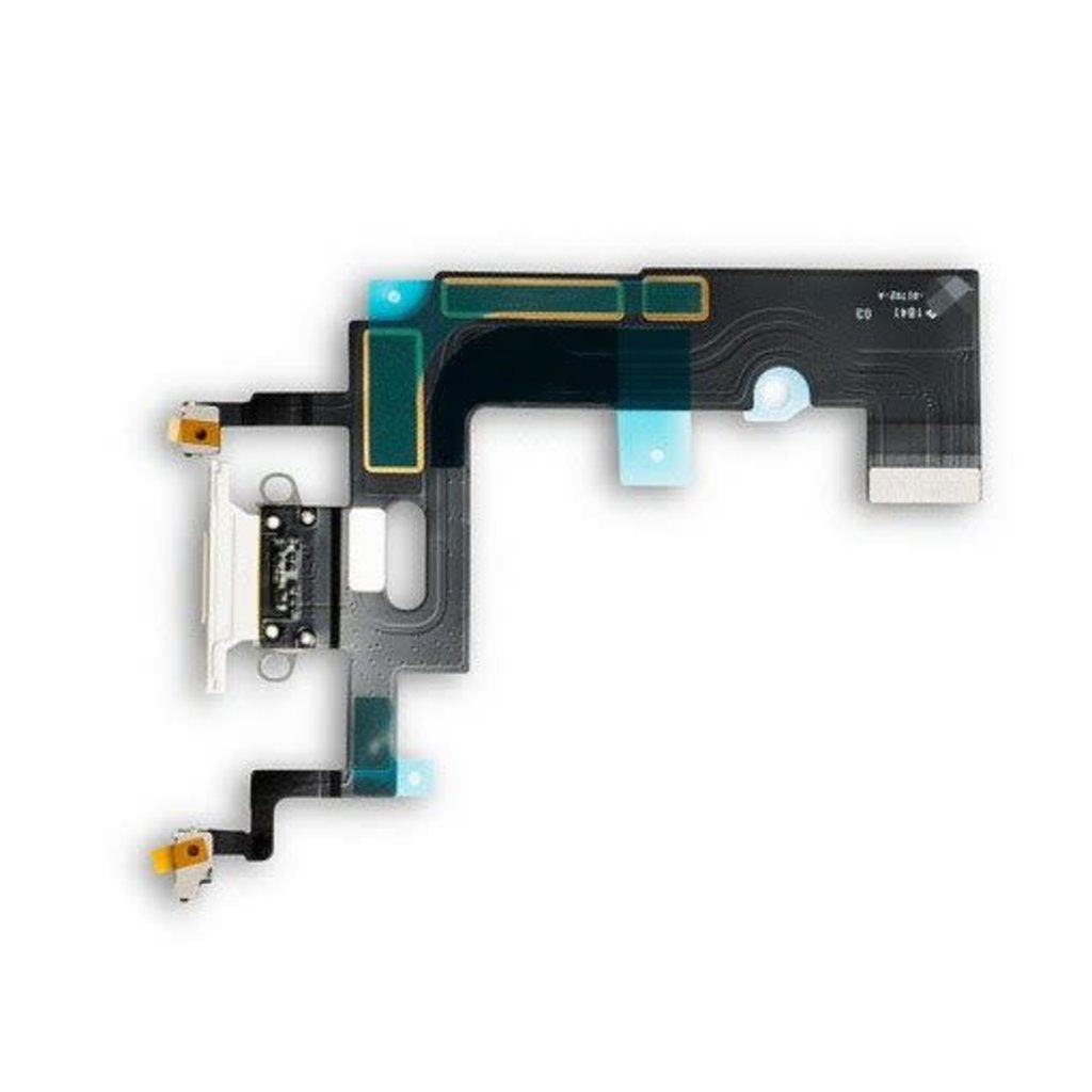 Apple CHARGING PORT WHITE POUR IPHONE XR