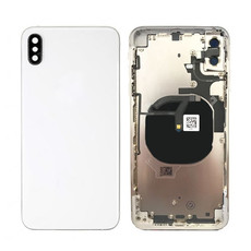 Apple BACK HOUSING COMPLETE POUR IPHONE XS MAX BLANC WHITE