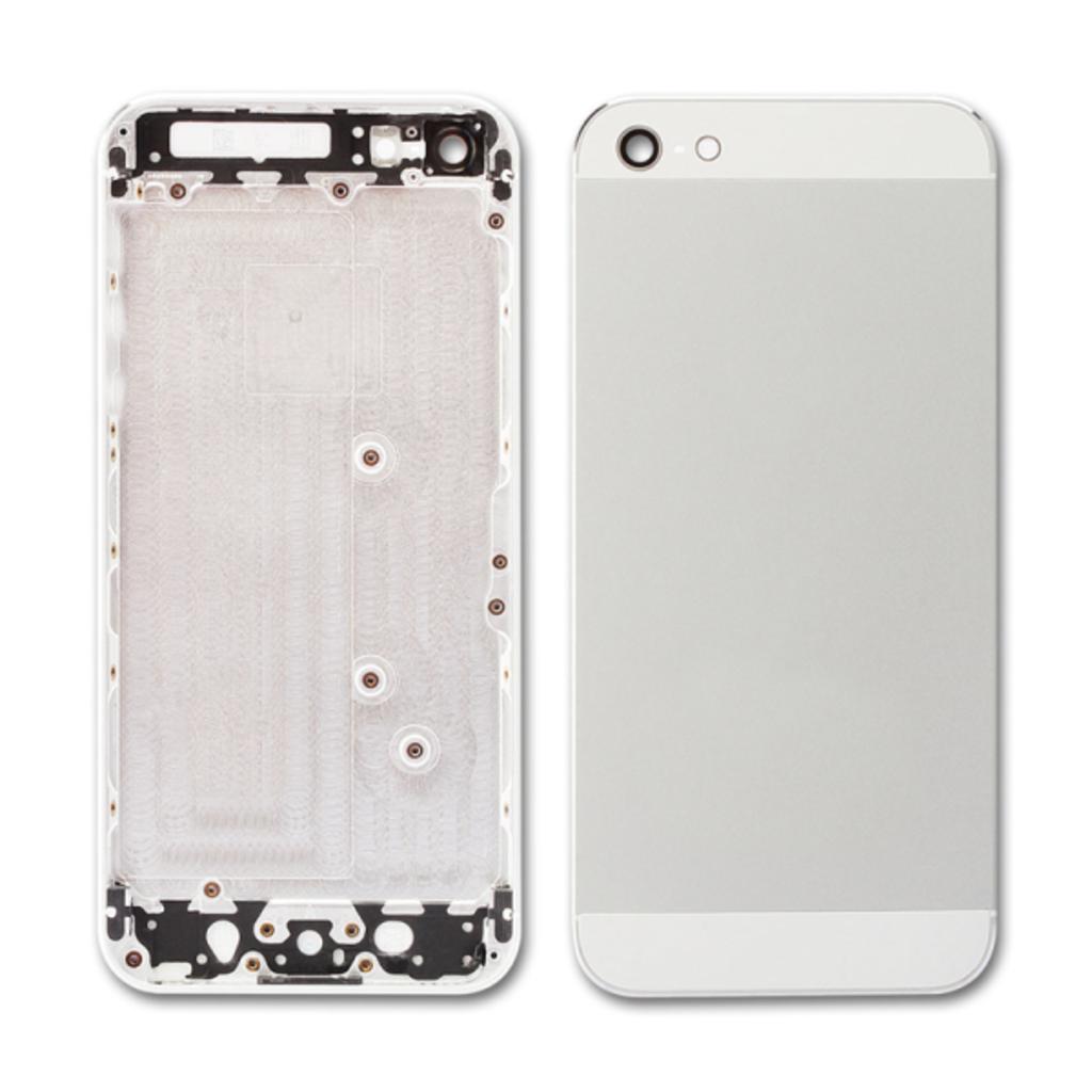 Apple BACK HOUSING BLANC WHITE POUR IPHONE 5