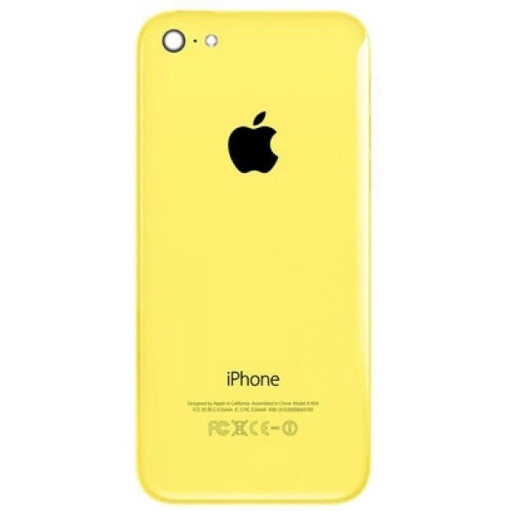 Apple BACK HOUSING POUR IPHONE 5C JAUNE YELLOW