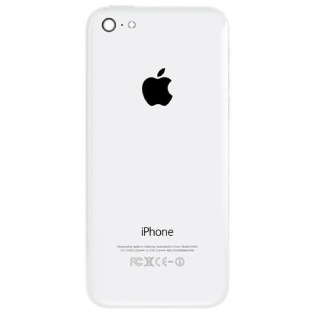 Apple BACK HOUSING POUR IPHONE 5C BLANC WHITE