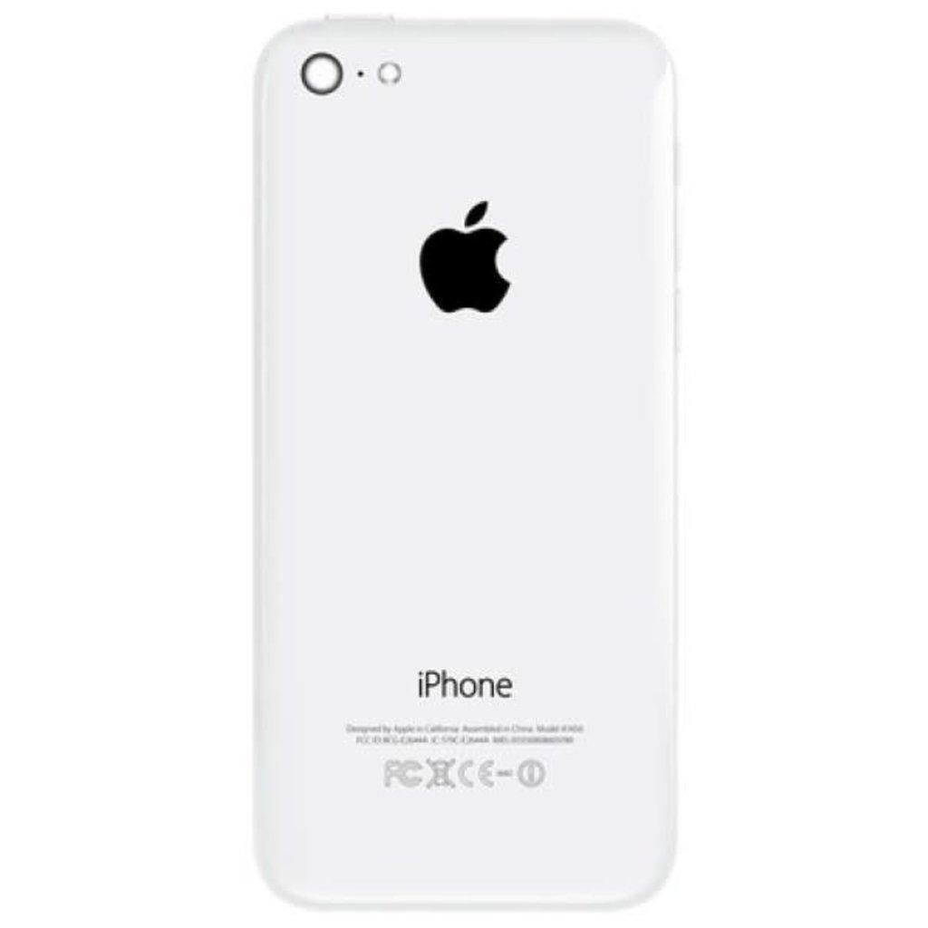 Apple BACK HOUSING POUR IPHONE 5C BLANC WHITE