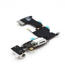 Apple CHARGING PORT FLEX POUR IPHONE 5S BLANC WHITE