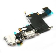 Apple CHARGING PORT FLEX MIC AUDIO JACK POUR IPHONE 6 BLANC WHITE
