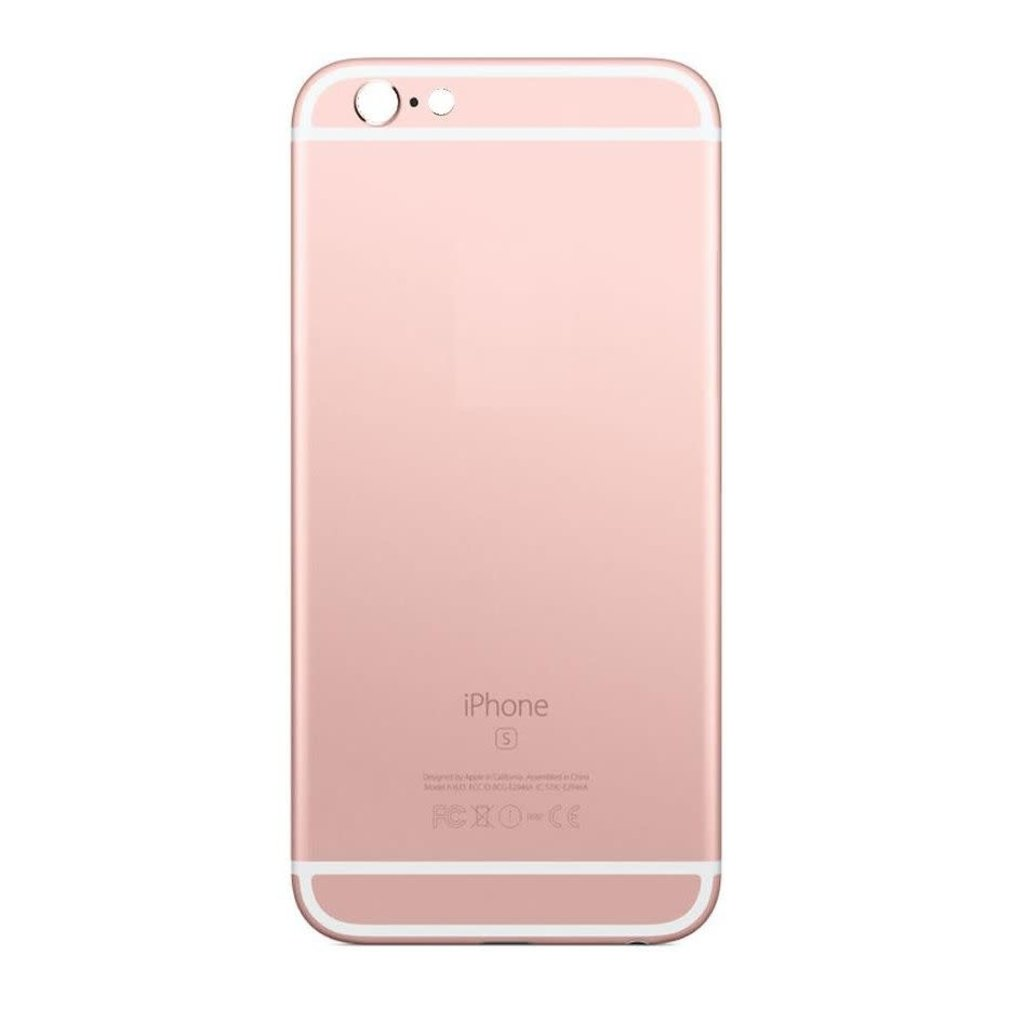 Apple BACK HOUSING COVER ROSE PINK IPHONE 6S