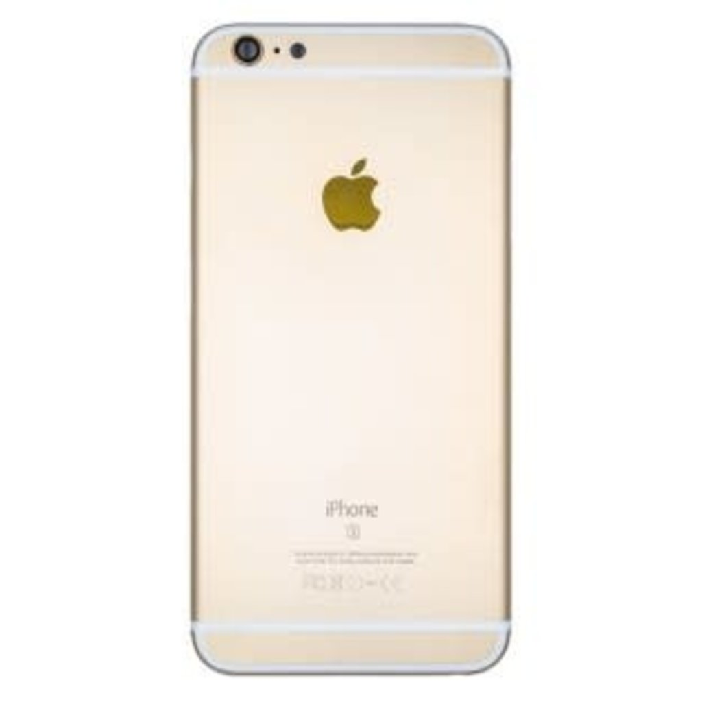 Apple BACK HOUSING COVER OR GOLD IPHONE 6S
