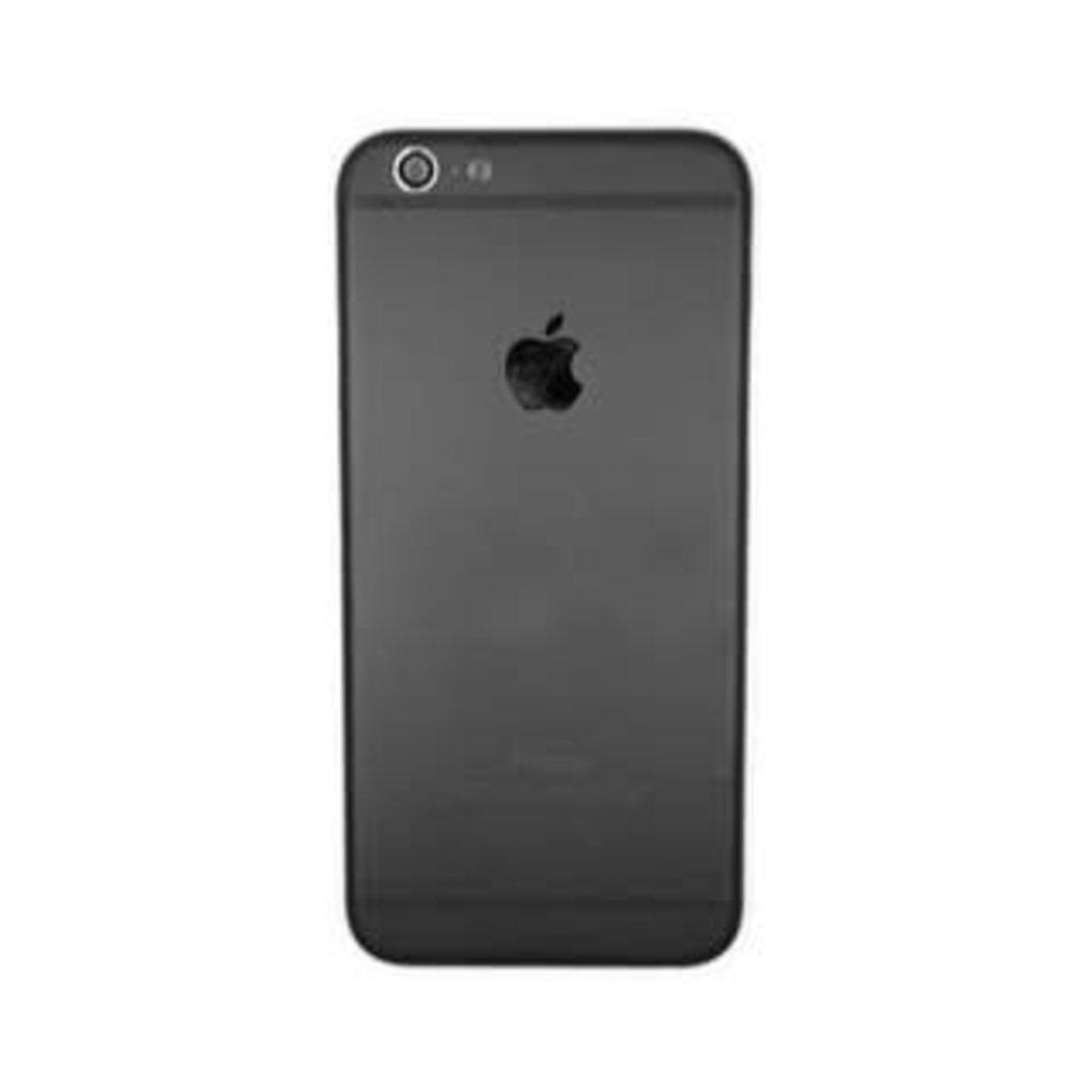 Apple BACK HOUSING NOIR BLACK IPHONE 6S PLUS