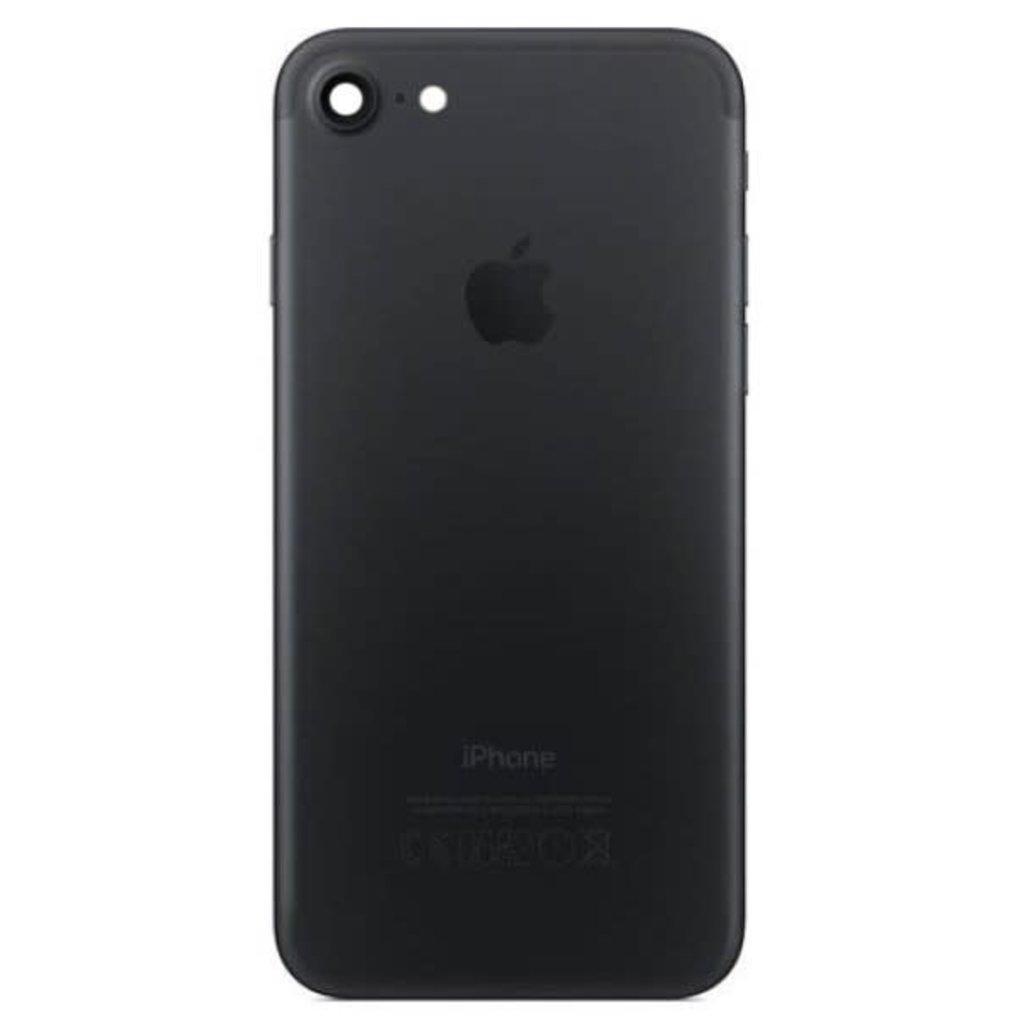 Apple BACK HOUSING POUR IPHONE 7 NOIR MAT