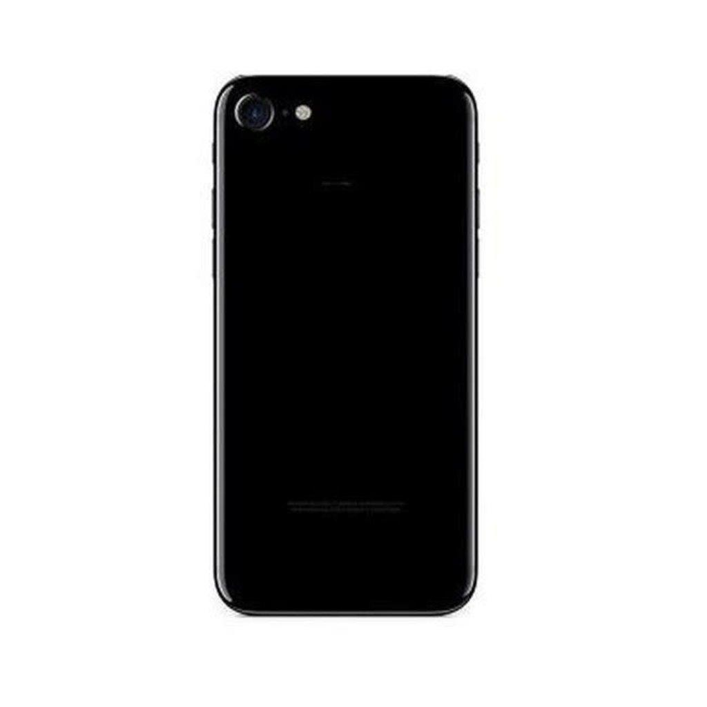 Apple BACK HOUSING POUR IPHONE 7 NOIR VITRE