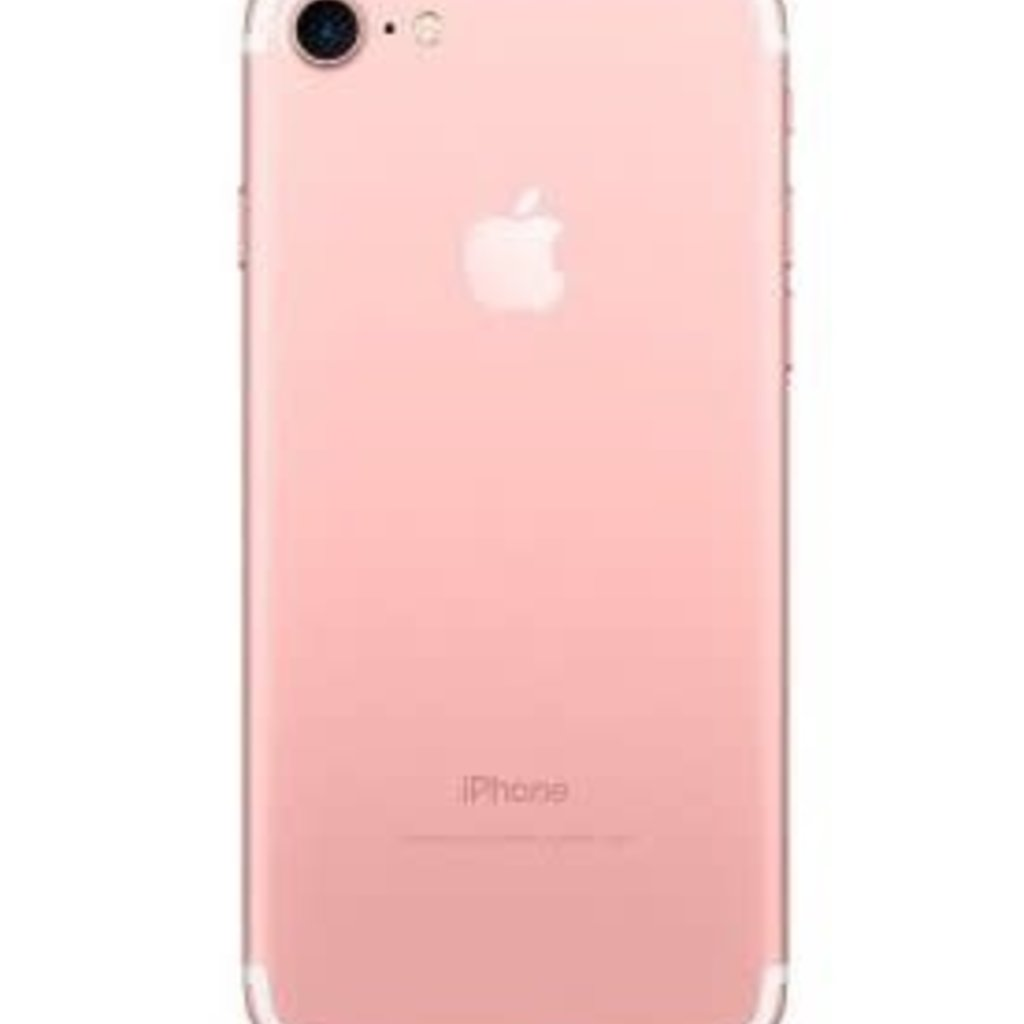 Apple BACK HOUSING POUR IPHONE 7 GOLD PINK