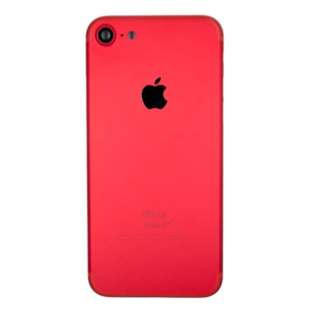 Apple BACK HOUSING POUR IPHONE 7 ROUGE RED