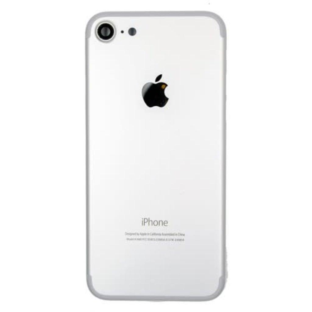 Apple BACK HOUSING POUR IPHONE 7 ARGENT SILVER