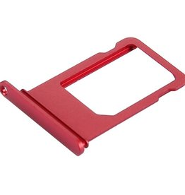 Apple SIM TRAY POUR IPHONE 7 RED ROUGE