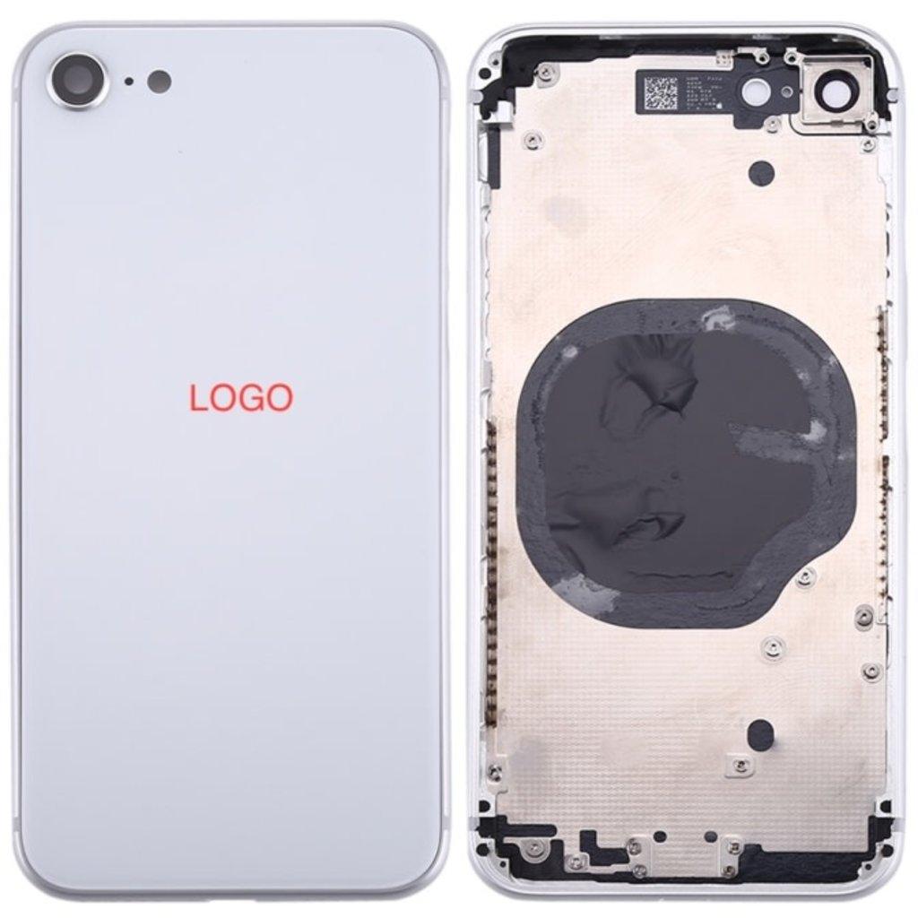Apple BACK HOUSING POUR IPHONE 8 BLANC WHITE
