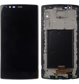LG LCD DIGITIZER ASSEMBLY WITH FRAME LG G4