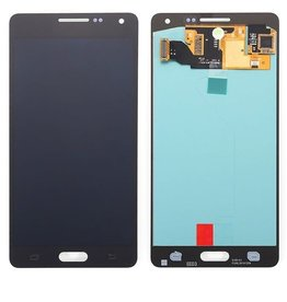 Samsung LCD DIGITIZER ASSEMBLY BLEU DARK BLUE SAMSUNG GALAXY A5 2015 A500