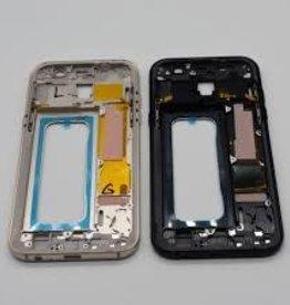 Samsung MID FRAME BEZEL BLEU LIGHT BLUE SAMSUNG GALAXY A5 2017 A520