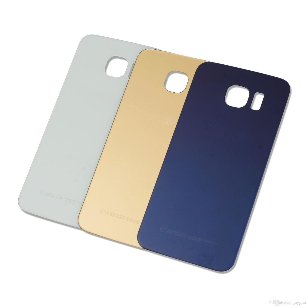 Samsung BACK COVER BATTERY GLASS FOR SAMSUNG GALAXY S6