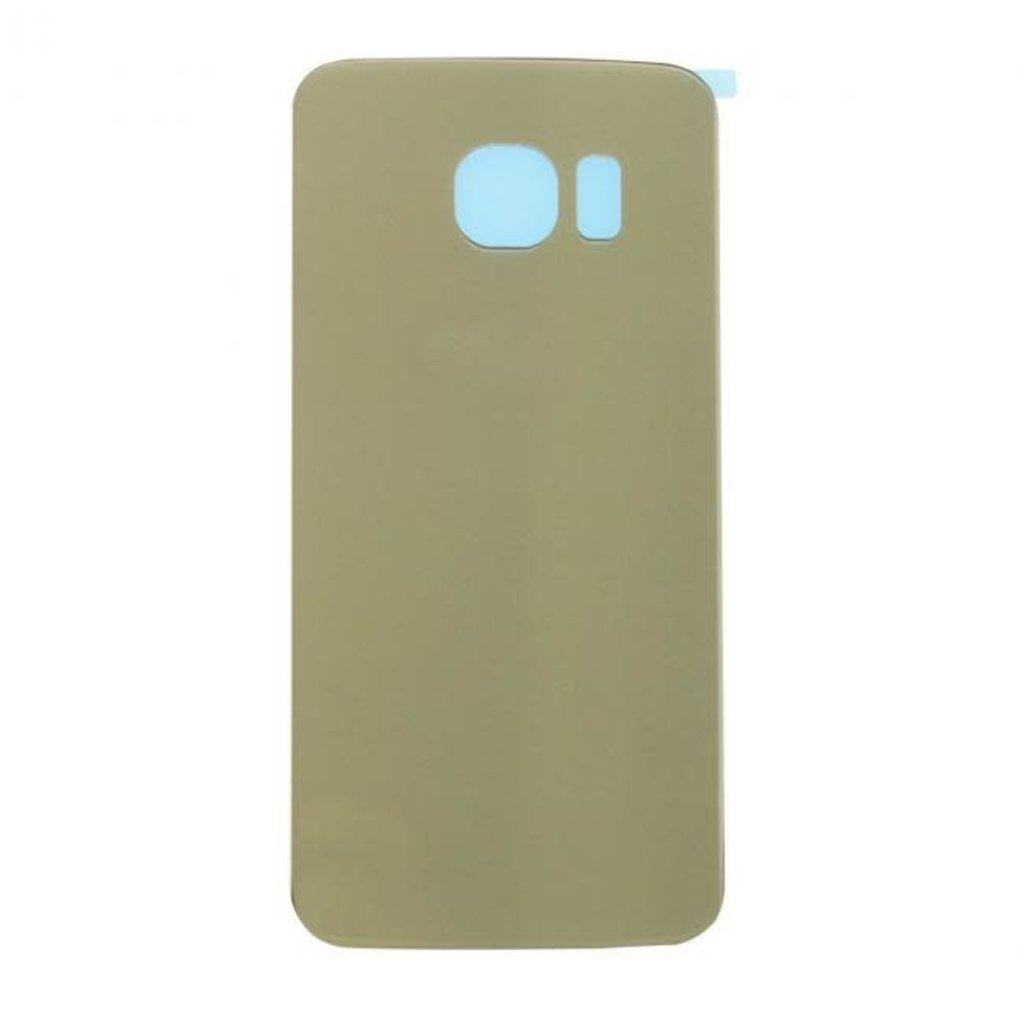 Samsung BACK COVER BATTERY SAMSUNG S6 EDGE OR GOLD