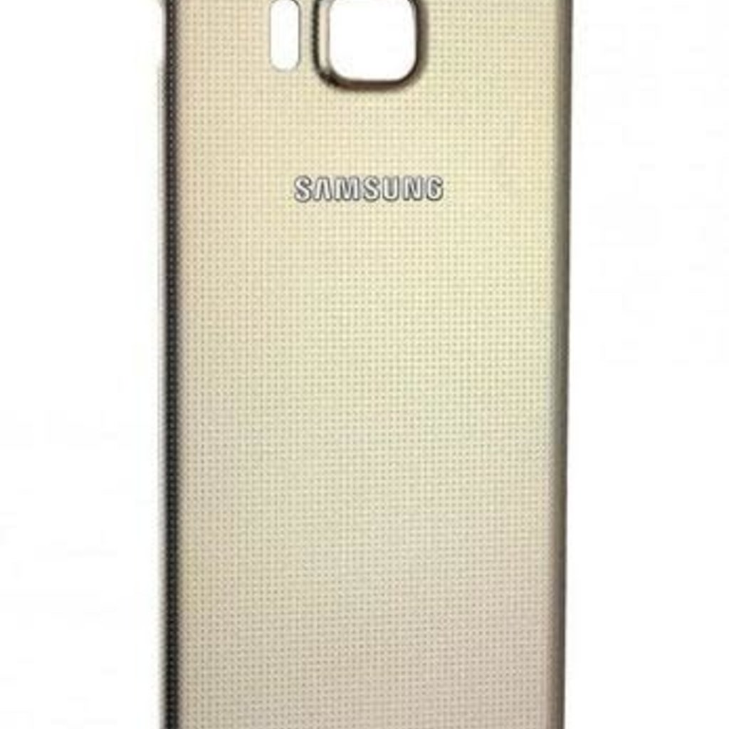 Samsung BACK COVER BATTERY OR GOLD LCD SAMSUNG GALAXY ALPHA