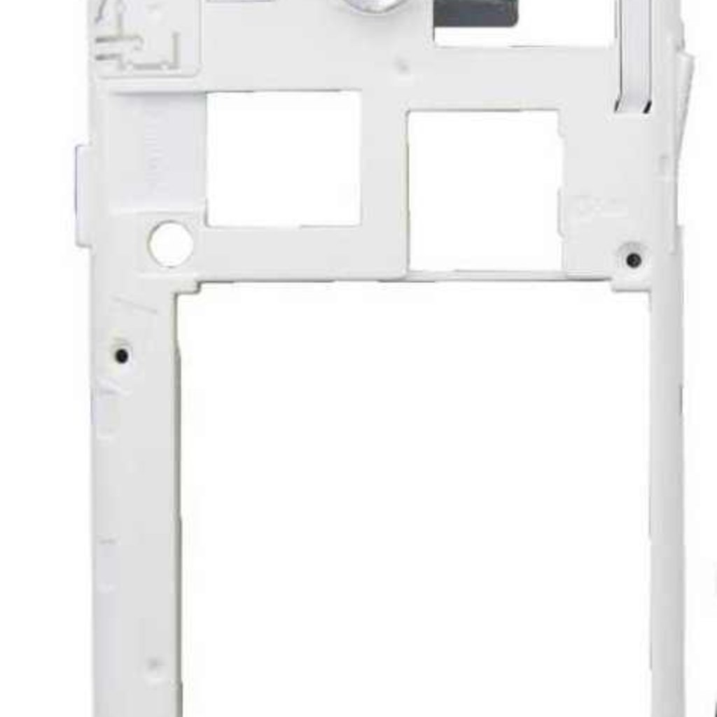 Samsung BACK HOUSING BLANC WHITE SAMSUNG CORE LTE