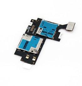 Samsung SIM SD TRAY CONNECTOR  SAMSUNG GALAXY NOTE 2