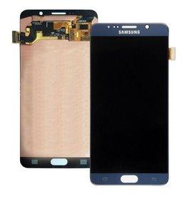 Samsung LCD DIGITIZER ASSEMBLY BLEU BLUE SAMSUNG GALAXY NOTE 5