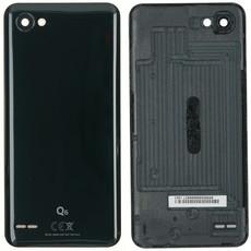 LG BACK COVER BATTERY NOIR BLACK LG Q6