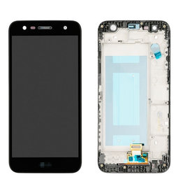 LG LCD DIGITIZER ASSEMBLY WITH FRAME LG X POWER 2 / 3