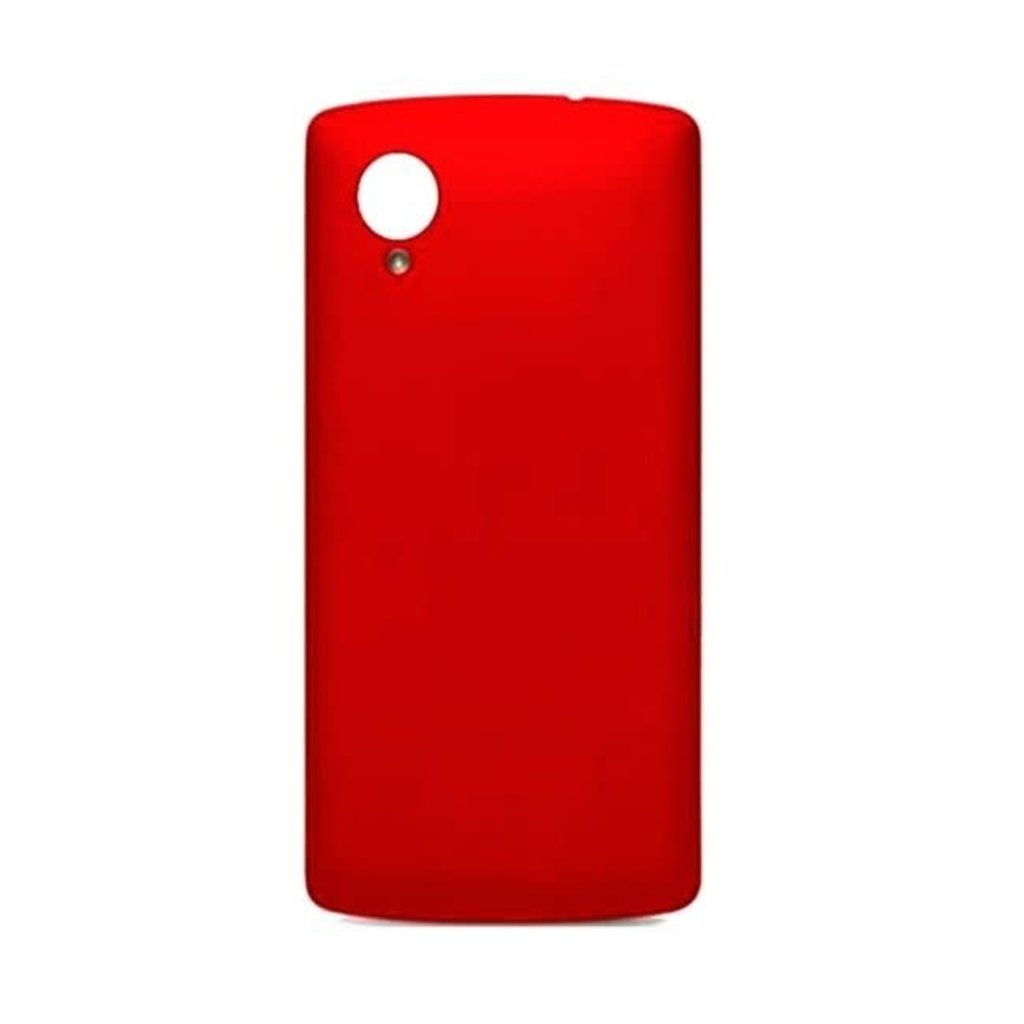 LG BACK COVER BATTERY ROUGE RED NEXUS 5
