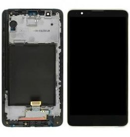 LG USAGÉ / USED - LCD DIGITIZER ASSEMBLY WITH FRAME LG STYLO 2