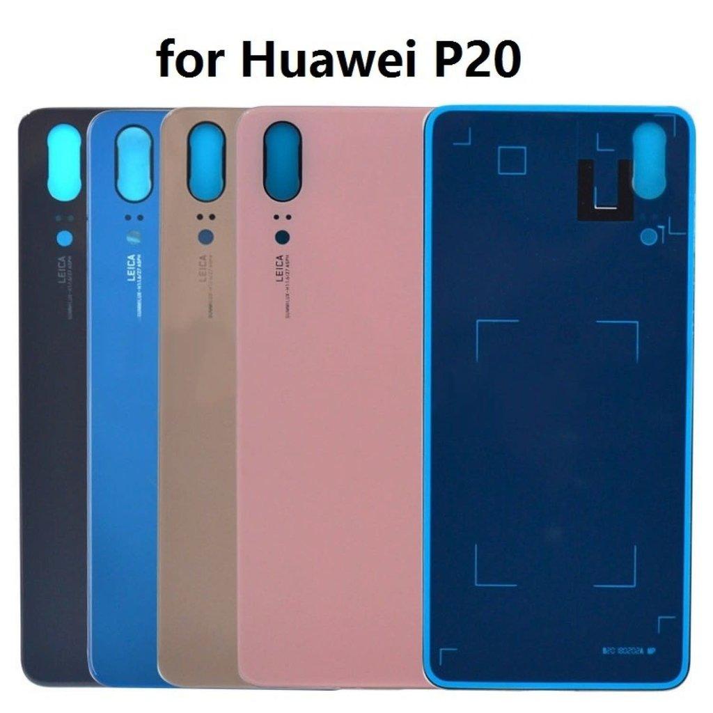 Huawei BACK COVER BATTERY NOIR BLACK HUAWEI P20