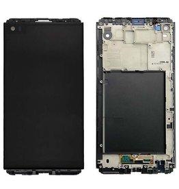 LG LCD DIGITIZER ASSEMBLY WITH FRAME  LG V20