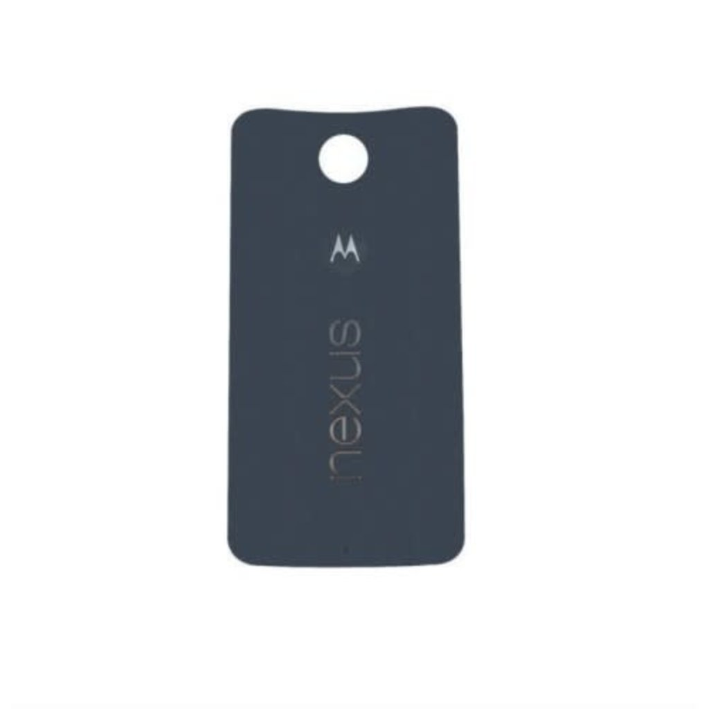 Motorola BACK COVER BATTERY NOIR BLACK MOTOROLA NEXUS 6