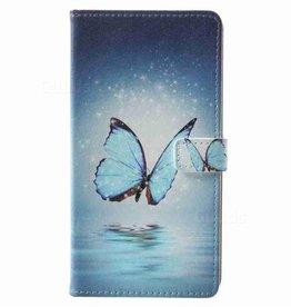 Samsung ÉTUI SAMSUNG S9 PLUS PAPILLONS BLEUS