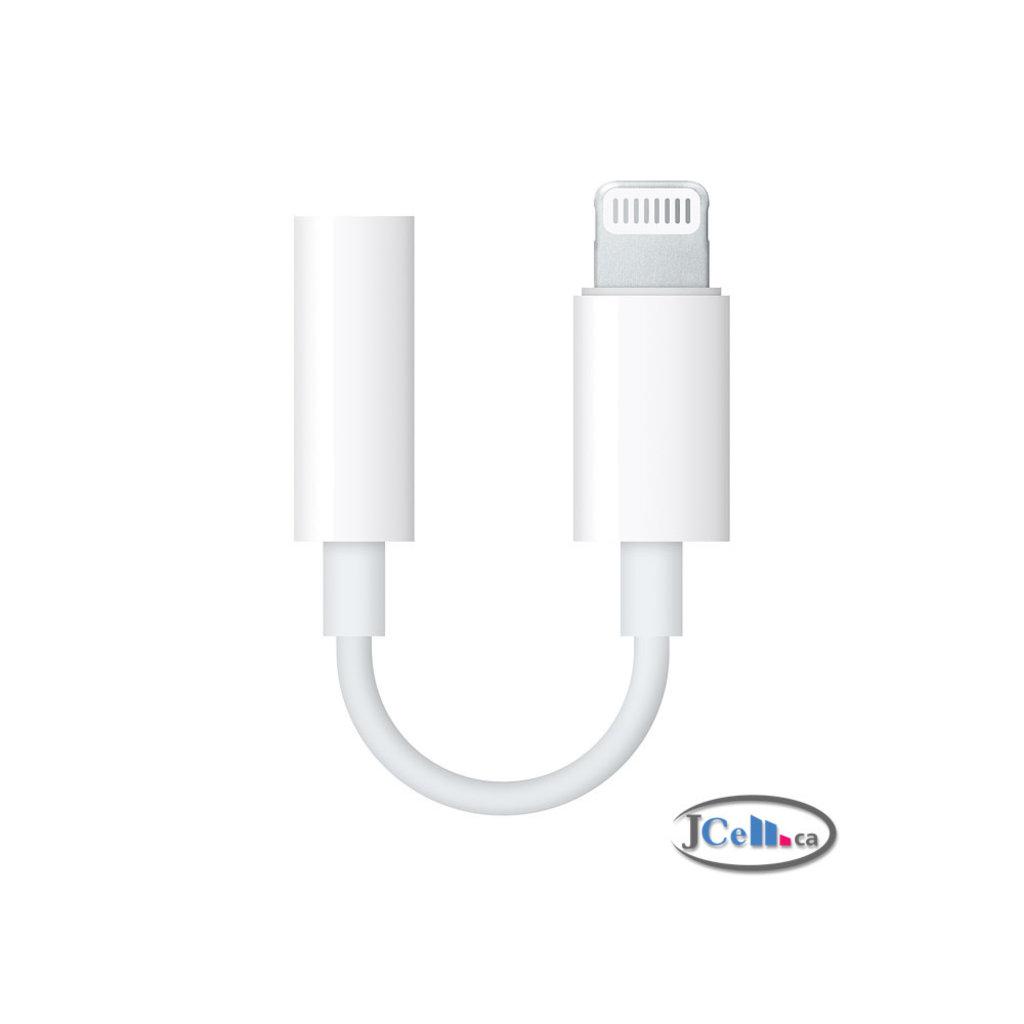 Apple ADAPTATEUR LIGHTNING POUR PORT AUDIO