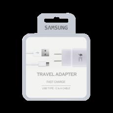 Samsung ADAPTATEUR DE VOYAGE TYPE C POUR SAMSUNG
