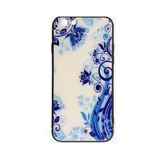 Apple ÉTUI IPHONE 7 / 8  BLUE FLOWER GLAZE