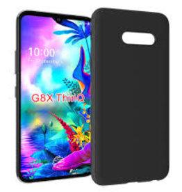LG ÉTUI LG G8X SILICONE BLACK