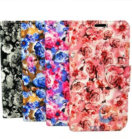 Samsung ÉTUI SAMSUNG A5 2017 Floral Book Style Wallet
