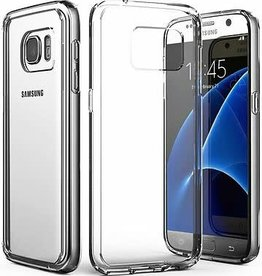 Samsung ÉTUI SAMSUNG S7 Tpu clear silver