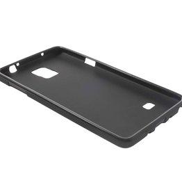 Samsung ÉTUI SAMSUNG NOTE 4 Tpu skin gel noir